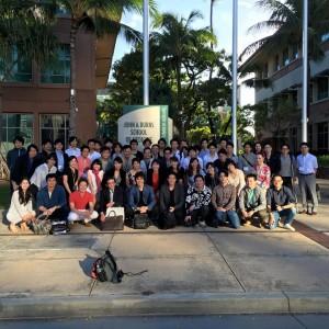 ハワイ大学 / 解剖実習セミナー