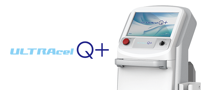 ULTRAcel Q Plus hero
