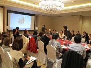 大連美容外科解剖 その2   Workshop in Dalian