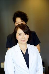 田中先生の撮影